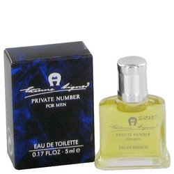 Private Number by Etienne Aigner Mini EDT .17 oz (Men) - Etienne Aigner Private Number