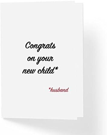 Amazon.com: Tarjeta de felicitación de boda divertida ...