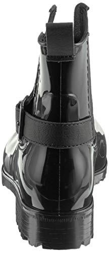De 00001 Tom amp; Noir black Tailor Pluie Bottines Femme 5892302 Bottes qwgXZ
