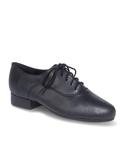 Capezio Mens Overture Performance Noir Chaussure En Cuir Oxford, 9.5 W