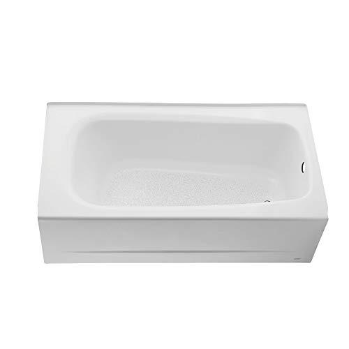American Standard 2461.002.020 Cambridge 5-Feet Bath Tub with Right-Hand Drain, White