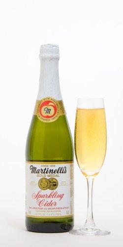 Amazon Com Martinelli S Sparkling Cider 6 25 4 Oz Grocery Gourmet Food