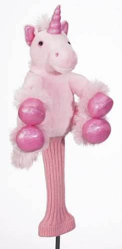 (Creative Covers for Golf Eunice the Unicorn Golf Club Head Cover)