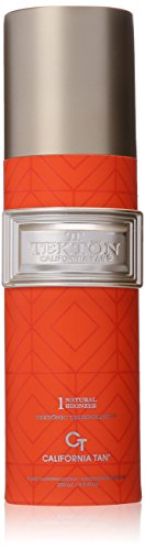 New Sunshine California Tan Tekton Natural Bronzer, Step 1, 8.5 Ounce