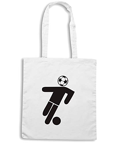 Borsa SOCCER Bianca HEAD Shopper WC0558 r0aqr7zw