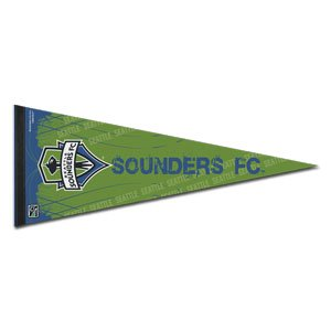 Wincraft Soccer 68858091 Seattle Sounders Premium Pennant, 12