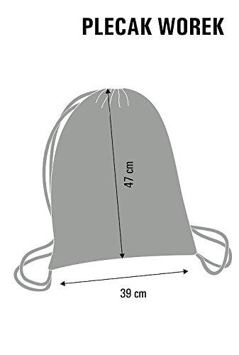 Rucksack Motiv Aufdruck Carousel Stoff Tasche RpaqSzwcWw