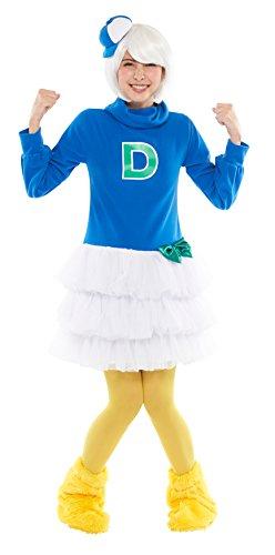 Disney Dewey Costume for Women Height 155-165cm (Scrooge Mcduck Costume)