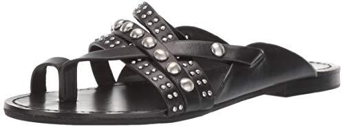 (Sigerson Morrison Women's CASS Sandal, Black, 39 M EU (9 US))