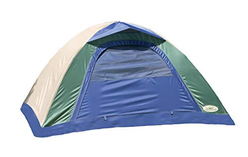 Texsport 2 Person Brookwood Backpacking Camping Tent with Carry Storage Bag