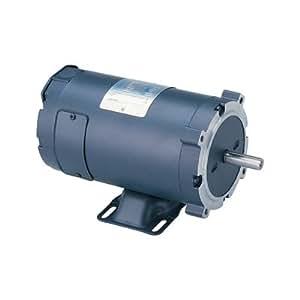 Leeson 12 Volt Dc Motor 1 3 Hp 1750 Rpm Model 108046