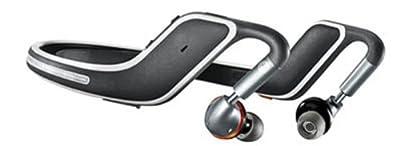 Motorola S11-Flex HD Wireless Stereo Bluetooth Headset - Retail Packaging - Black/White