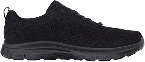 Amazon.com | Skechers Men's Flex Advantage Bendon Work Shoe ...