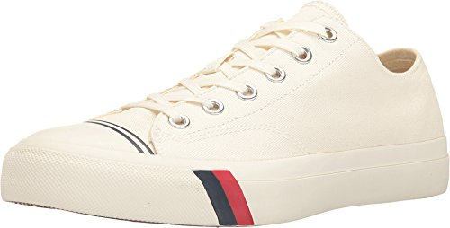 (Keds Mens Royal Lo White Sneaker - 11)