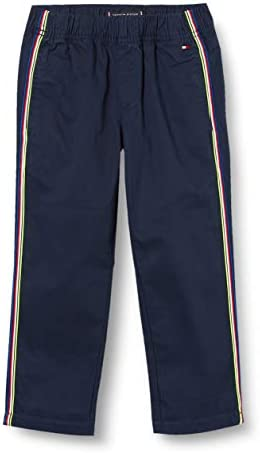Tommy Hilfiger Jungen Pull On Tape Chino Pants Hose