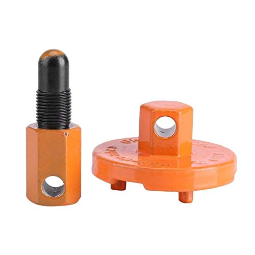 zuizay - Chainsaw Clutch Removal Tools Universal Piston Stop Plug Clutch Flywheel Gasoline Engine Disassembly Tool