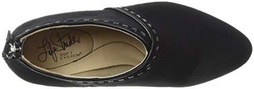 LifeStride Boot Black 946 Women's Ankle Giada xYwq7FYA