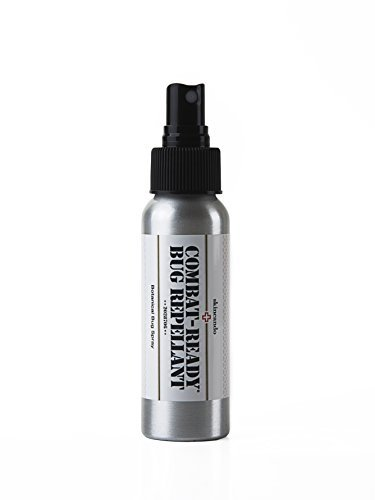COMBAT READY ALL NATURAL BUG REPELLANT - 2.7oz by Skincando - Organic Insect Repellant - Organic ingredients - Potassium Cocoate - Military Insect Repellant - Mosquitos - Sand Fleas - Biting Insects