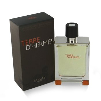 Hermes Mens Eau De Toilette (Terre D'Hermes by Hermes Eau De Toilette Spray 6.7 oz for Men)