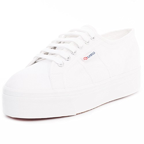 Superga 2790Cotw Linea Up And Down, Zapatillas Unisex blanco