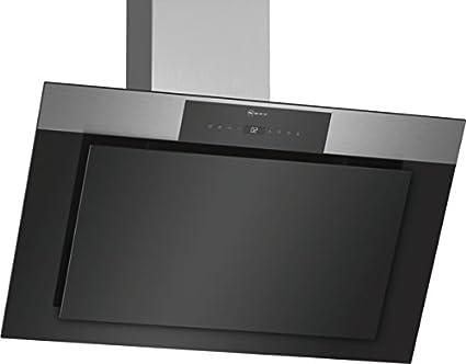 Neff dipp951n dunstabzugshaube schrägesse schwarz abluft oder