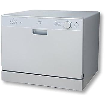 Amazon Com Countertop Dishwasher Premium Portable