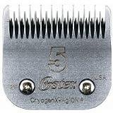 Oster Tête de Coupe avec Skip Tooth pour Chien Nr.5 L 6,3 mm