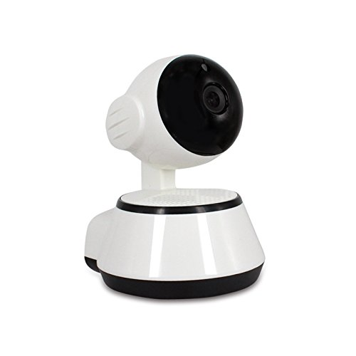 Wireless Wifi IP Security Camera 720P Indoor Home Surveillance System Baby Pet Monitor 2 Way Audio, Day/Night Vision Webcam (1) by Kanstar (Image #4)
