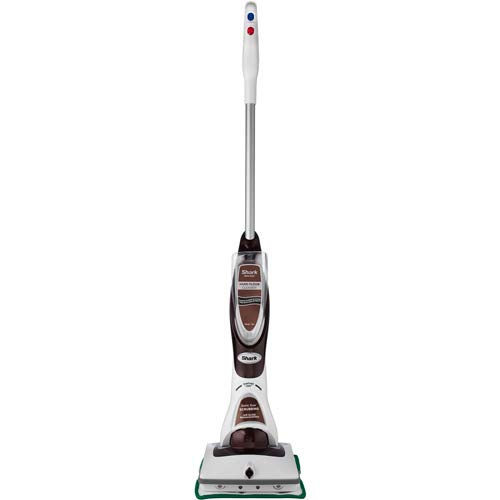 Shark ZZ500 Sonic Duo Carpet and Hard Floor Cleaning System, Burgundy (Renewed)
