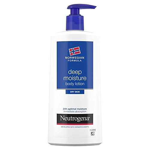 Neutrogena Norwegian Formula Deep Moisturiser Body Lotion - Dry Skin ()