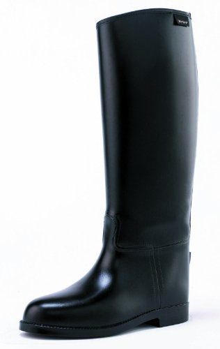 Toggi Equestrian Ladies' Long Riding Boot In Black, Size: 6 (EU 40)