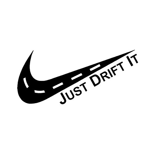 Just Drift It PREMIUM Decal 5