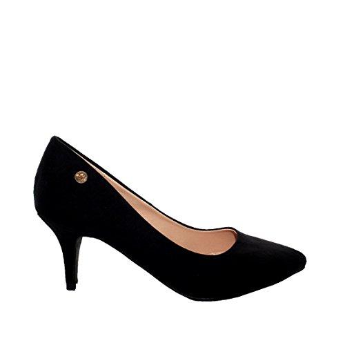 Zapato de Tacón XTI negro