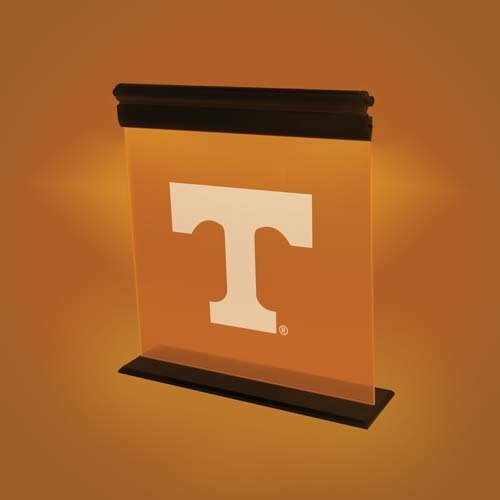 Light Tennessee Vols (Tennessee Volunteers Acrylic LED Light~University of Tennessee 12X14~Novelty Sign)