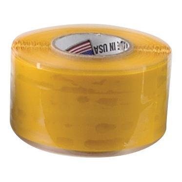 Self-Sealing Silicone Insulation and Repair Tape - Yellow - 1inch x 10'