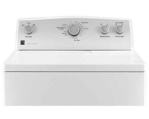 kenmore-65132-70-cu-ft-electric-dryer-with-smartdry-plus-technology-in-white-includes-delivery-and-hookup