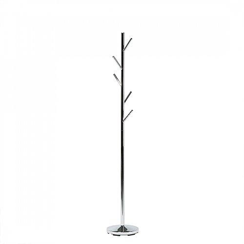 Appendiabiti da terra color argento design - ALLEN: Beliani ...