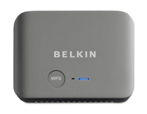 Belkin Travel Dual Band Wireless N Router (Latest Generation)
