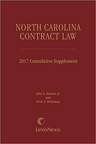 North carolina contract law kindle edition by jr john n hutson north carolina contract law kindle edition fandeluxe Image collections