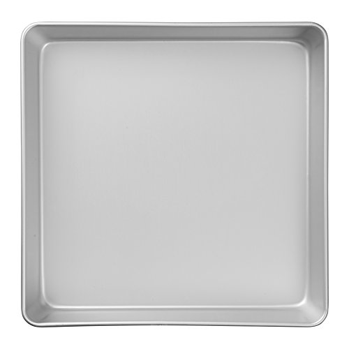 (Wilton Performance Pans Aluminum Square Cake and Brownie Pan, 12-Inch)