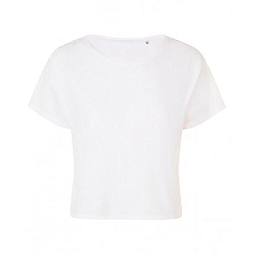 SOLS - Camiseta de manga corta modelo Maeva Beach para mujer Azul caribe