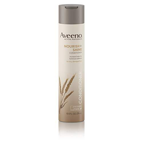 Aveeno Nourish+Shine Conditioner, 10.5  Ounce ()