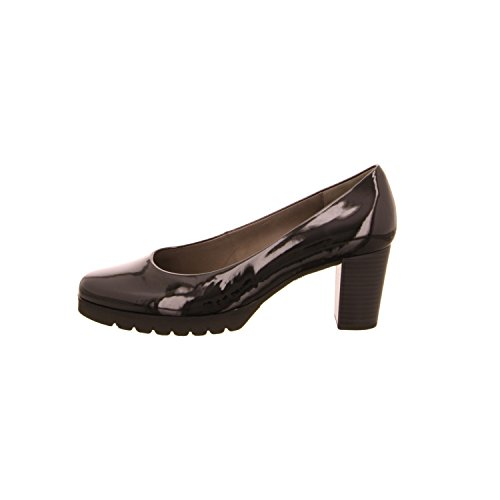 Black Court Black Womens Shoes Gabor t014qw