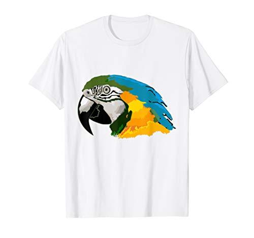 (Big Huge Parrot Head T-Shirt)