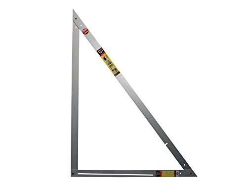 CH Hanson 3 ft. x 4 ft. x 5 ft. 90 degree Aluminum Folding Layout Asquare (Folding Layout)