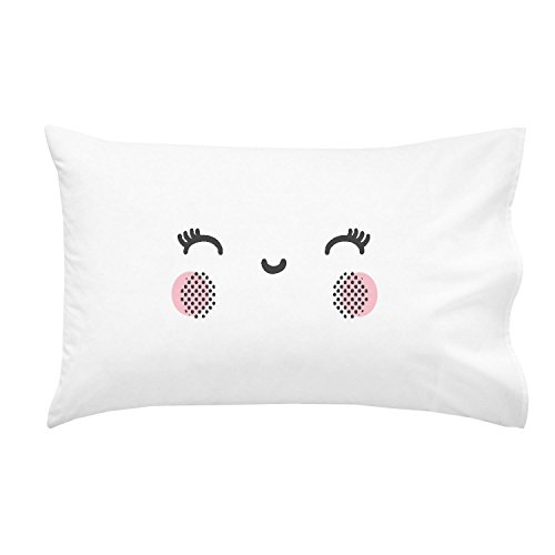 Oh, Susannah Pink Cheeks Pillowcase (20 x 30 Inch fits standard and queen size pillow - Case Big Cat Protector