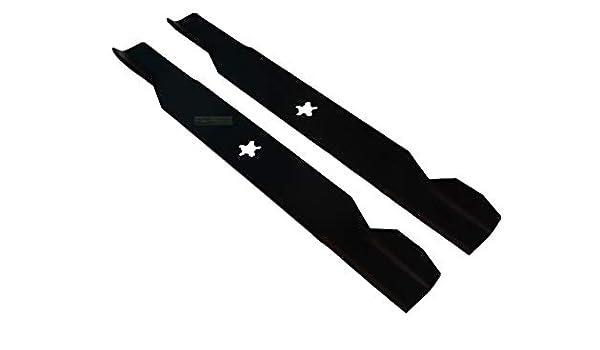 2 x 46 cm (36) tráctor Juego de cuchillos para AYP ...