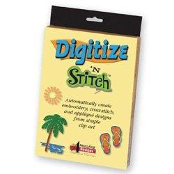 Amazing Designs Digitize N Stitch Software