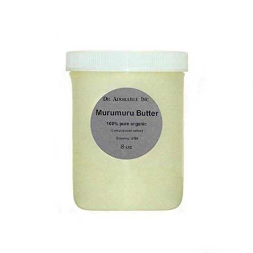 8 Oz Murumuru Organic Butter Refined 100% ()