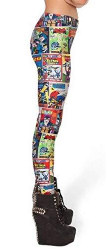 Donna Giovane Da Elasticizzati Yasminey Xl Pantaloni Colour color Size Chic Spiaggia XnpFExq
